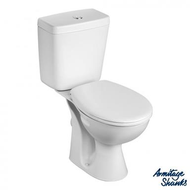 ARMITAGE SHANKS Sandringham21 'Eco Toilet To Go' Boxed WC Pack S050201