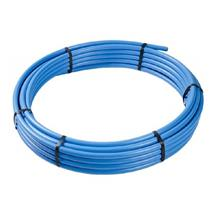 25MM BLUE MDPE 25 METRE COIL