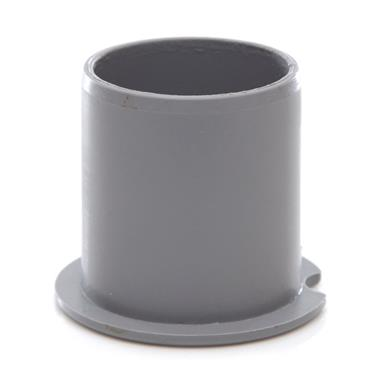 WP29 32MM PUSH-FIT SOCKET PLUG GREY