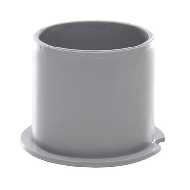 WP30 40MM PUSH-FIT SOCKET PLUG GREY
