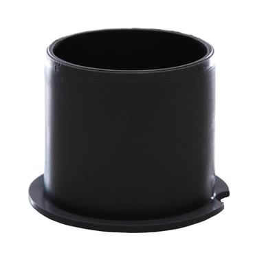 WP30 40MM PUSH-FIT SOCKET PLUG BLACK