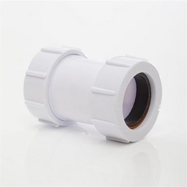 PS32 32MM UNIVERSAL COMPRESSION WASTE COUPLER