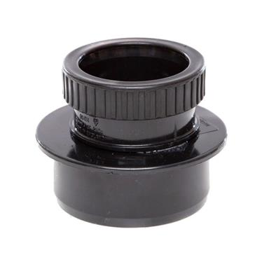 SD101 82MMx50MM POLYPIPE REDUCER BLACK