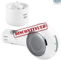 GROHE PHILIPS Aquatunes Wireless Shower Speaker, Bluetooth Music Streaming, 26271LV0