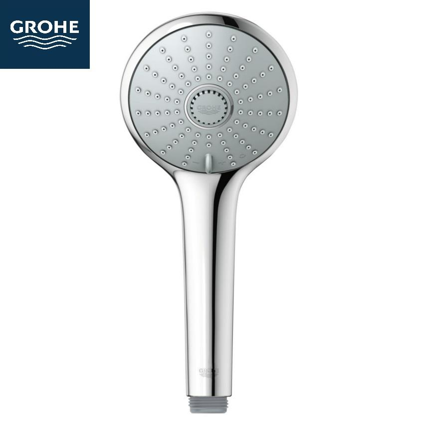 grohe grohtherm 1000 cosmopolitan 1 2 ev bar shower kit. Black Bedroom Furniture Sets. Home Design Ideas