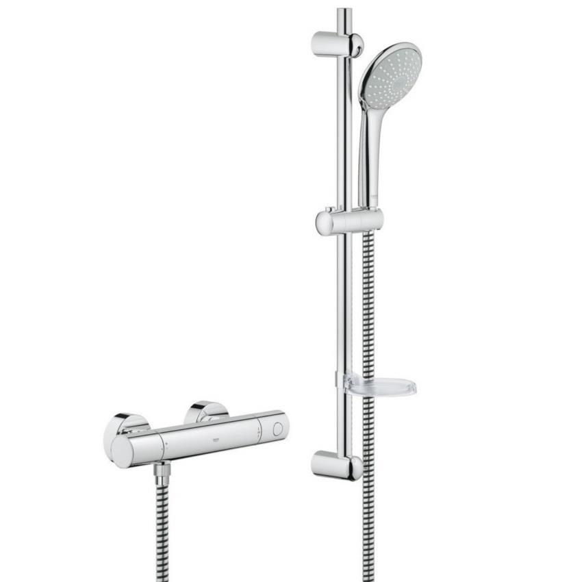 GROHE Grohtherm 1000 Cosmopolitan Bar Shower 3/4\