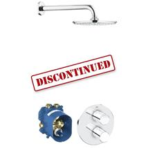 GROHE Grohtherm 3000 Cosmopolitan + Rainshower BIV Shower Solution Pack 1, 118320
