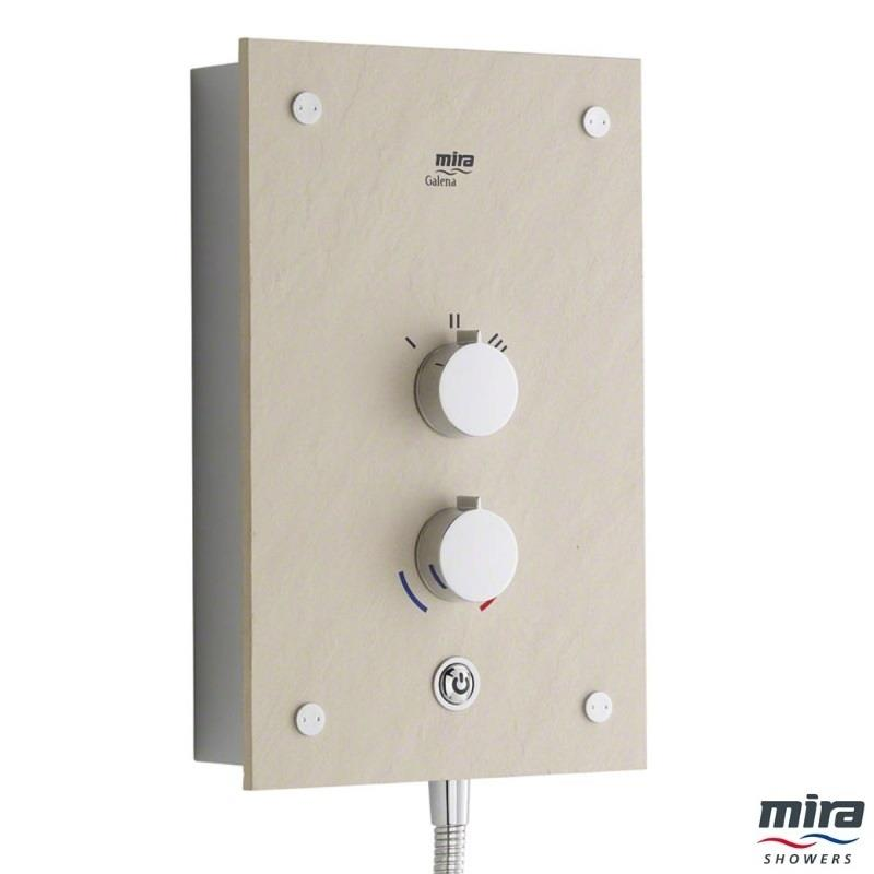 mira galena thermostatic 9 8kw electric shower  light kitchen ceiling light fittings uk