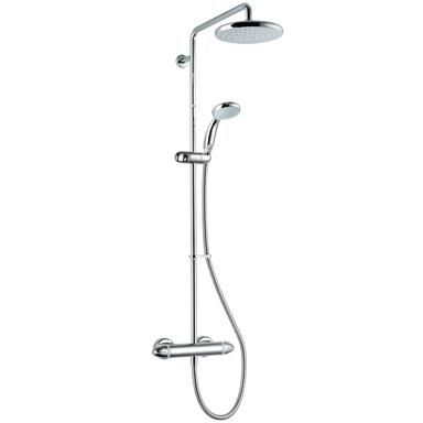 Mira Coda Pro Exposed Thermostatic Rigid Riser Bar Shower