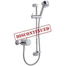 MIRA Discovery Concentric Thermostatic EV Mixer Shower Kit Chrome 1.1595.001