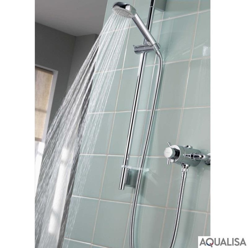 aqualisa a better shower Aqualisa quartz: simply a better shower 1 how do people bath 2 today, lets travel to uk 3 100% of the population has bathtubs.