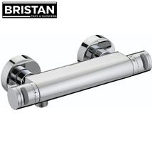 BRISTAN Artisan Thermostatic Bar Shower Mixer Valve ONLY, Chrome, AR2 SHXVOFF C