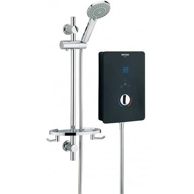 BRISTAN Bliss 10.5kW Electric Shower Black BL105 B