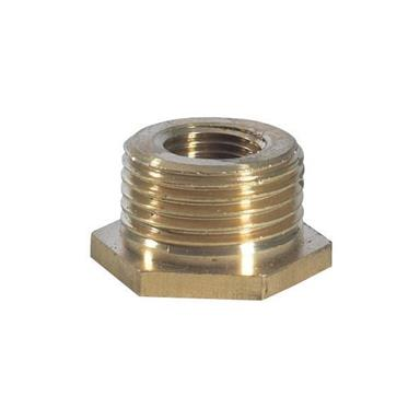 "Brass Hex Bush 1"" x 3/4"", BRBUSH-FE"