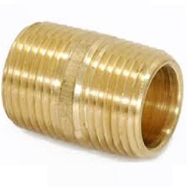"3/4"" BRASS BARREL NIPPLE"