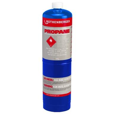 ROTHENBERGER PROPANE GAS CYLINDER