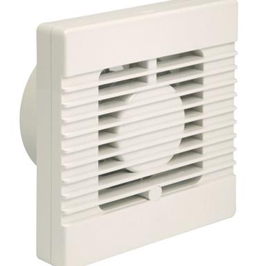 MANROSE INTERVENT 100MM BATHROOM EXTRACTORFAN