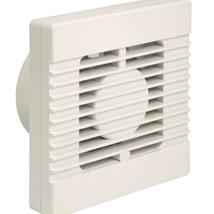 MANROSE INTERVENT 100MM BATHROOM EXTRACTORFAN W/HUMIDISTAT