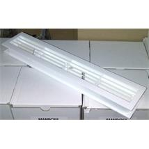 MANROSE INTERNAL DOOR VENTILATOR WHITE