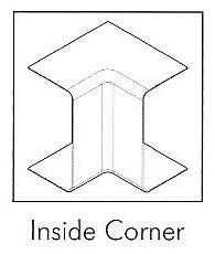 AD22IC/2 22MM TAL D/TRUNK INN CORNER (2 PER PACK)