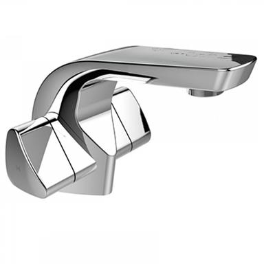 BRISTAN Bright One Hole  Bath Filler Chrome BRG 1HBF C