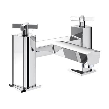 BRISTAN Cascade Bath Filler Chrome CAS BFC