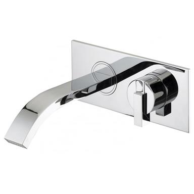 BRISTAN Chill Wall Mounted Bath Filler CLWMBF C