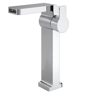 BRISTAN Exodus Tall Basin Mixer Chrome EXDBAS C