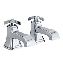 BRISTAN Glorious Basin Taps Chrome GLR 1/2 C