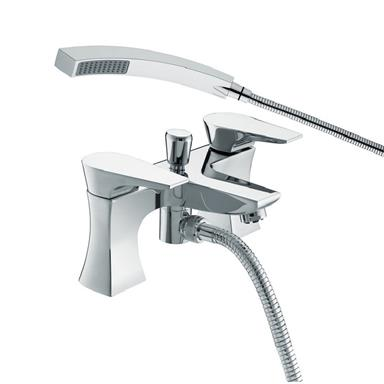 BRISTAN Hourglass Bath Shower Mixer ChromeHOU BSM C