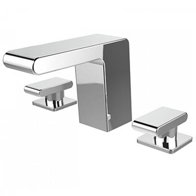 BRISTAN Pivot 3 Hole Bath Filler Chrome PIV 3HBF C