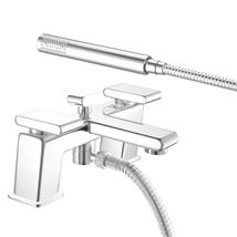 BRISTAN Pivot Bath Shower Mixer, Chrome, PIV BSM C
