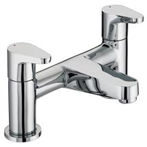 BRISTAN Quest Deck Mounted Bath Filler/Mixer Lever Handles Chrome Plated QST BF C
