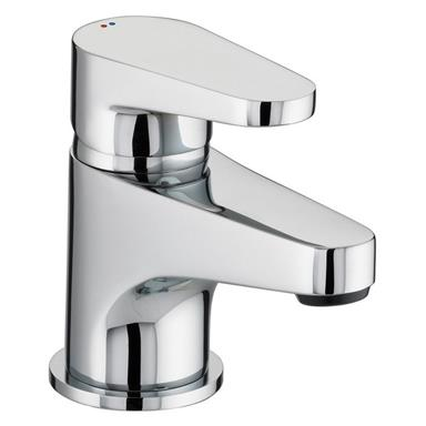 BRISTAN Quest Single Lever Basin Mixer No Waste Chrome Plated QST BASNW C