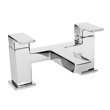 BRISTAN Cobalt Deck Mounted Bath Filler/Mixer Lever Handles, Chrome Plated, COB BF C