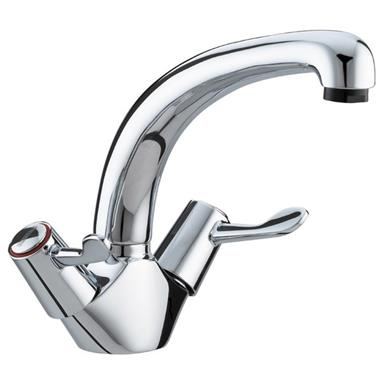 BRISTAN Value Lever Monobloc Sink Mixer Chrome Plated VAL SNK C CD