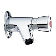 BRISTAN Self Closing Single Bib Tap w/ Flow Regulator Chrome Plated Z BIB C