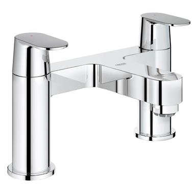 GROHE Eurosmart Cosmo Deck Mounted Bath Filler/Mixer Low/High Pressure 25128 000