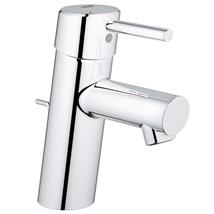 GROHE Concetto Single Lever Basin Mixer w/ Pop-Up Waste Chrome Plated 32202 10L