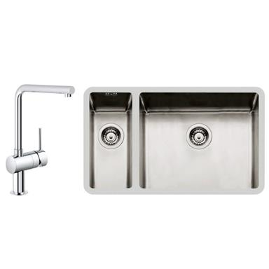GROHE 122481 Minta L Spout Kitchen Tap
