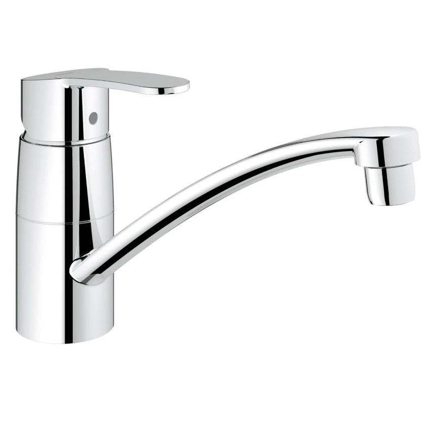 grohe kitchen sink taps grohe eurostyle cosmopolitan monobloc kitchen sink mixer 4103