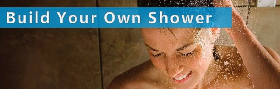 Build Your Own Shower