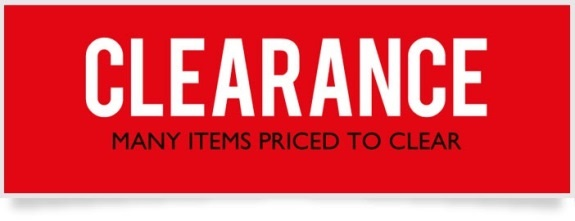 Clearance and Special Offers