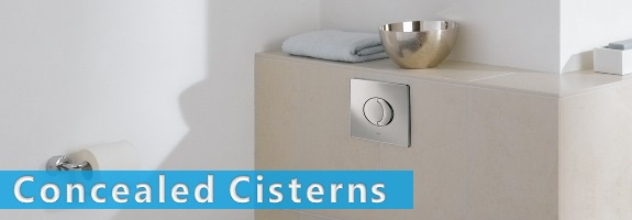 Concealed Cisterns and Accessories