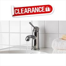 Clearance Brassware And Taps