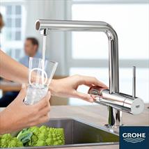 GROHE Blue Filter Kitchen Taps