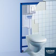GROHE Concealed Toilet Frames for Wall Hung WC