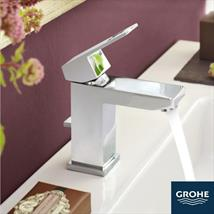 GROHE Eurocube Bathroom Taps
