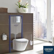 GROHE Concealed Toilet Frames and Cisterns