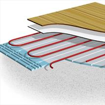 Hep2o Ufh Low Build System